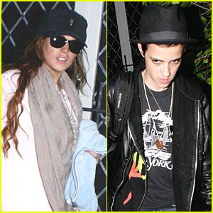 Lindsay Lohan and Samantha Ronson Reunite!