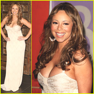 Mariah Carey is Precious At Cannes