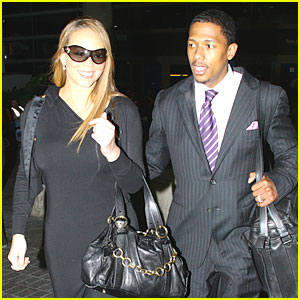 Mariah Carey & Nick Cannon: LA Homecoming
