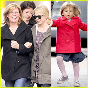 Michelle Williams: Monday Morning With Matilda