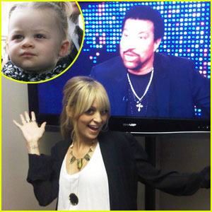 Nicole Richie Bows to Breaking News