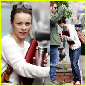 Rachel McAdams & Josh Lucas: City Couple