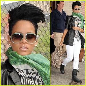 Rihanna: Da Silvano Sunday!