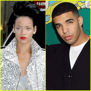 Rihanna & Drake: Kissing Couple?