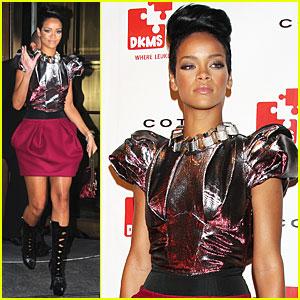 Rihanna Treks to the Future