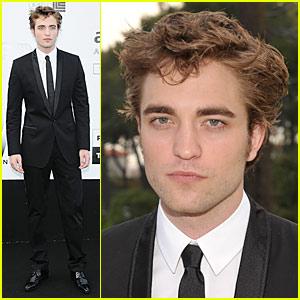 Robert Pattinson Is Close To amfAR