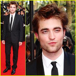 Robert Pattinson is a Brooding Basterd