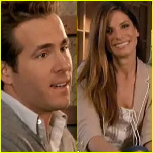 Ryan Reynolds & Sandra Bullock: Funny or Die!