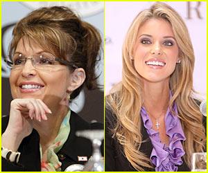 Sarah Palin Supports Sarah Prejean!