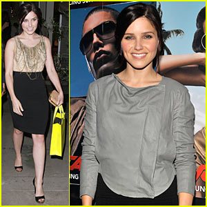 Sophia Bush is Carrera Crazy Delicious