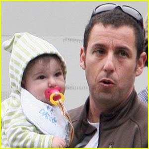 Sunny Sandler -- FIRST PICS!