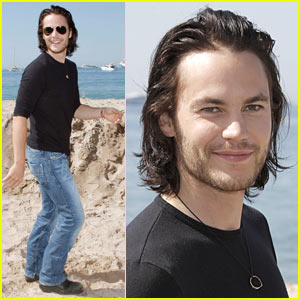 Taylor Kitsch Hits Cannes With A Bang