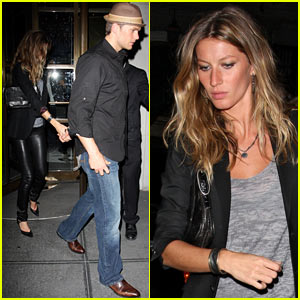 Gisele Bundchen & Tom Brady: Spring Fling Super