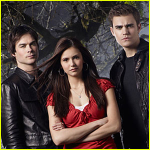 The Vampire Diaries -- FIRST LOOK
