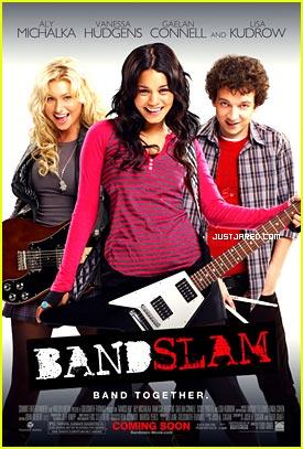 Vanessa Hudgens: Official Bandslam Poster!