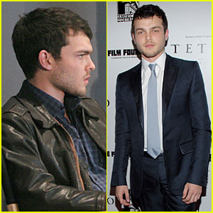 Alden Ehrenreich is Tetro Terrific