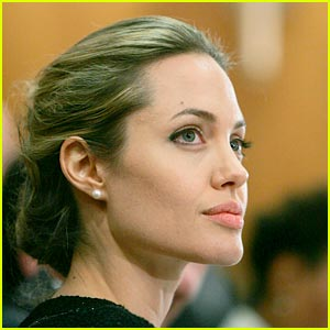 Angelina Jolie Takes Time Magazine