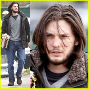 Ben Barnes is Valediction Vibrant