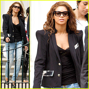 Beyonce Knowles is Year Zero Yummy