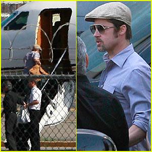 Brad Pitt is Billy Beane