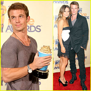 Cam Gigandet - MTV Movie Awards 2009