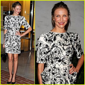 Cameron Diaz Has Home On Her Mind