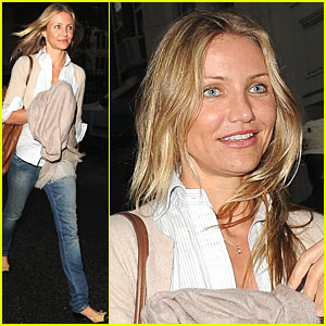 Cameron Diaz is a Mad Scientist