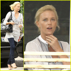 Charlize Theron Boycotts For Bluefins
