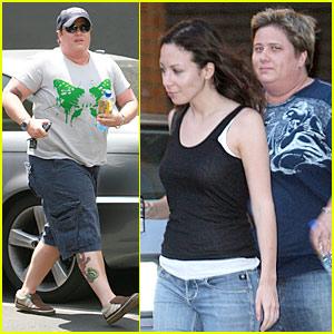 Chastity Bono & Jennifer Elia: Wellness Couple