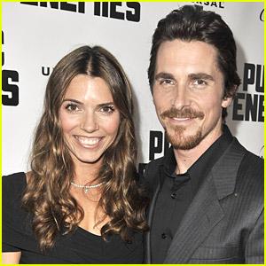 Christian Bale Premieres Public Enemies