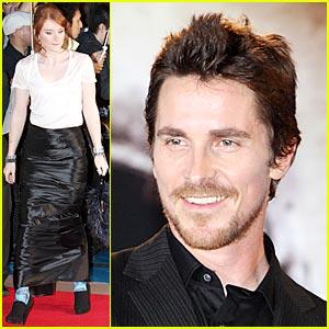 Christian Bale: Terminating Tokyo