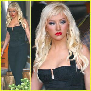 Christina Aguilera's Pretty Perfume