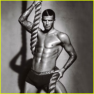 David Beckham: At The End Of His Rope
