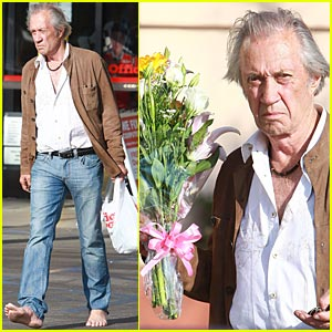 David Carradine's Last Pictures?