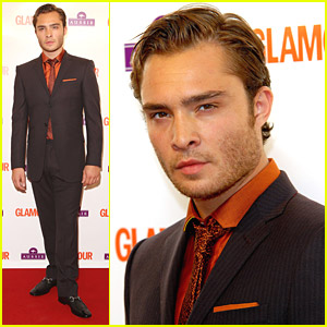 Ed Westwick's Fierce Face