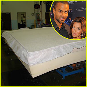 Eva Longoria is in Mattress Heaven