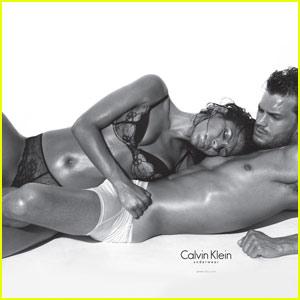 Eva Mendes & Jamie Dornan: Calvin Klein Ads