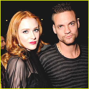 Evan Rachel Wood & Shane West: Whatever Works!