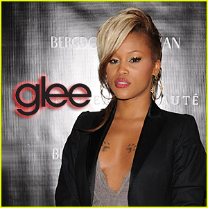 Eve Sings With 'Glee'