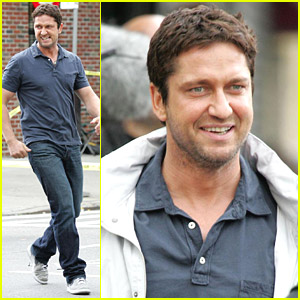 Gerard Butler Is A Hired Hunter