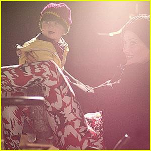 Gwen Stefani: Kingston Is Insane Now