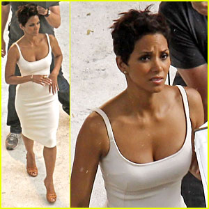 Halle Berry is Revlon Radiant
