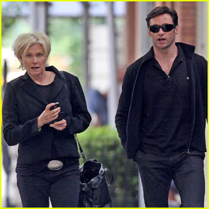 Hugh Jackman & Deborra Lee Furness: Date Night Out