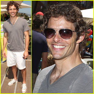 James Marsden is Boxy