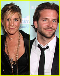 Jennifer Aniston & Bradley Cooper: Date Night!
