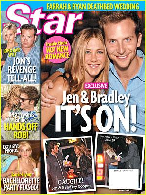 Jen & Bradley: IT'S ON!