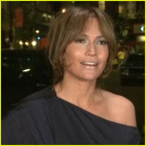 Jennifer Lopez Talks About Her Back-Up Plan