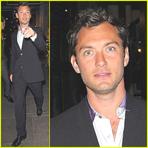 Jude Law Wants You!