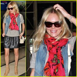 Kate Bosworth is a Heathrow-Bound Hottie