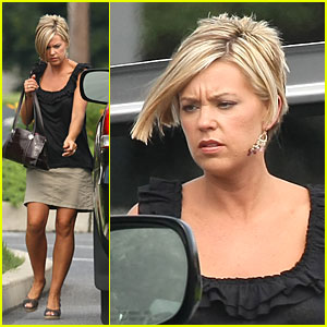 Kate Gosselin is a Lady Land Cruiser